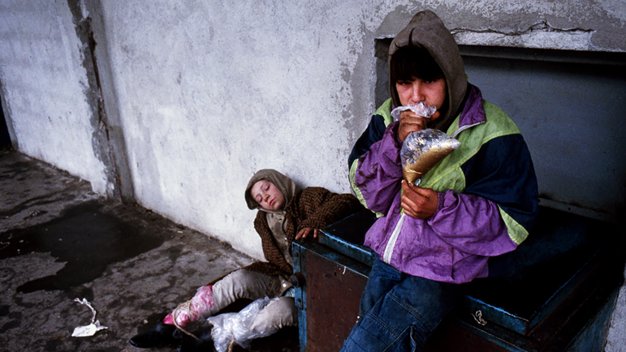 Rumenske barn