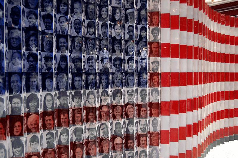 Det amerikanske flagget