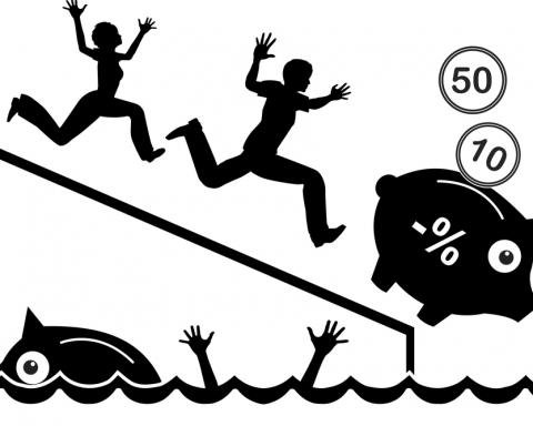 Kamp som gjør teorien i økonomi